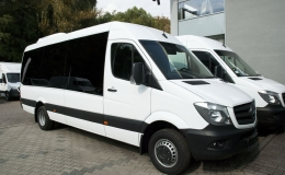Mercedes-Benz Sprinter 519 CDI '2018