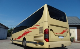 Mercedes-Benz Travego 580-15 RH '2004