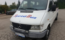 Mercedes-Benz Sprinter 412 '1998