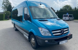 Mercedes-Benz Sprinter 516 CDI XXL '2012