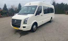 VW Crafter '2007