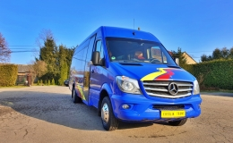 Mercedes-Benz Sprinter 519 CDI XXL '2014