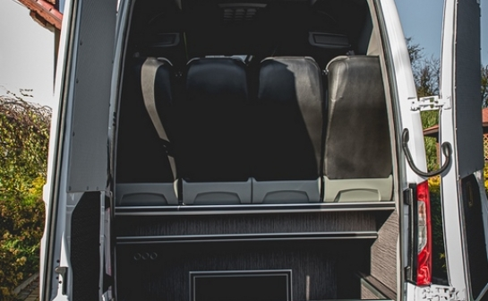 Mercedes-Benz Sprinter 519 CDI '2019